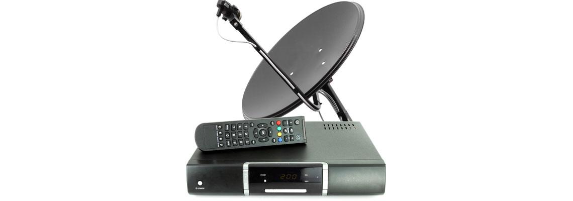 Démodulateur satellite HD